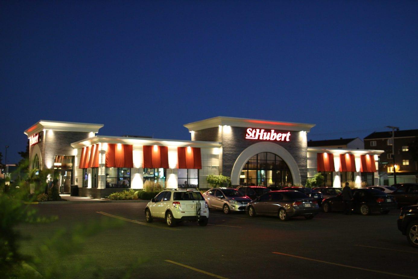 St-Hubert, Trois-Rivières