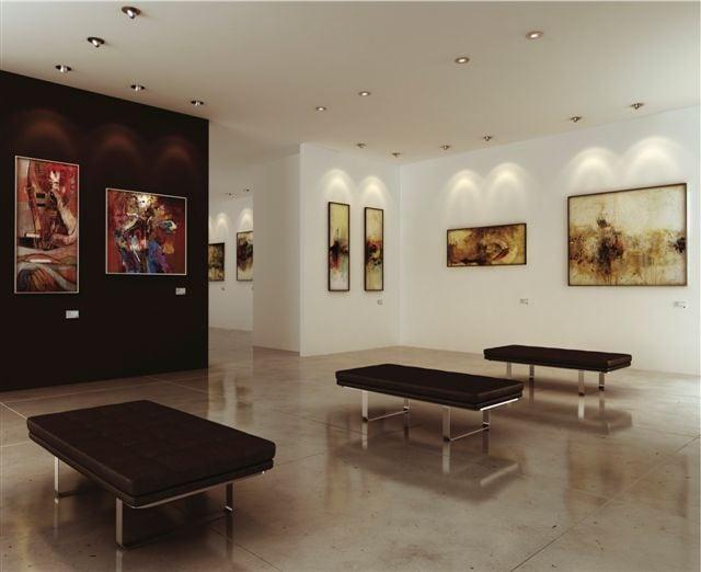 galerie d'art musée