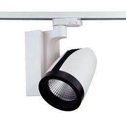 Projecteur De Rail337201-3-45W-40KWH