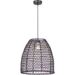 Suspension Craftmade Woven P920MBK1