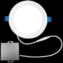 Encastré Standard LPDL 4″ Blanc 27K 63879