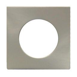 Finition Plate Standard 3″ Nickel Brossé 65435