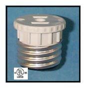 Adapteur E26 Pour Fiche 000125-BLANC
