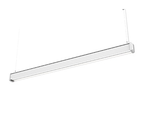 REALINE LED EMERGENCY LUMINAIRE & TRUNKING RAIL 4FT 27W 40K SERIE 1-33  RL12045SN40K25B-WH