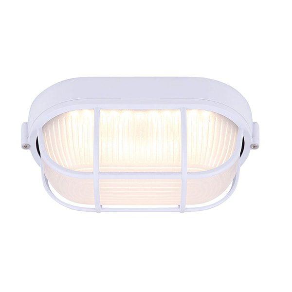 PLAFONNIER LED EXTERIEUR, SERIE-120, LOL386WH