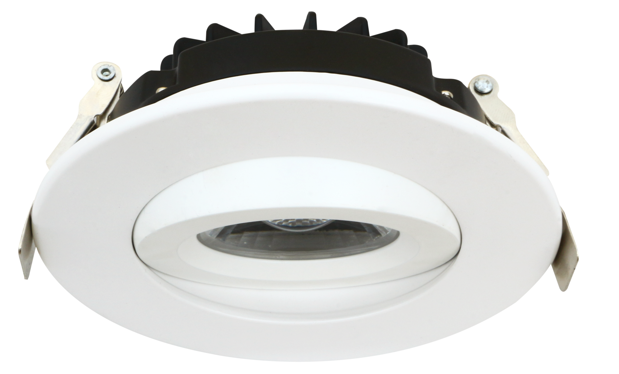 ENCASTRE 6″  LED, ROND BLANC CHAUD DE TYPE IC,  SERIE 1-27, ADLED6S15W3KXX