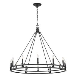 Luminaire Suspendu DENNISON  4005-12MB