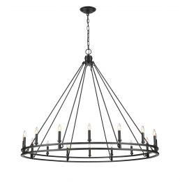 Luminaire Suspendu DENNISON 4005-16MB