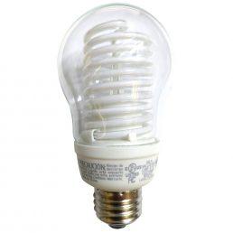 Ampoule Fluocompacte A19 TCP E26/8W/2700K 8A08CL2700K