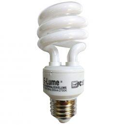 Ampoule Fluocompacte E-Lume E26/13W/2700K CF13EL-E26-27K