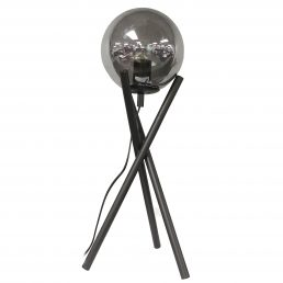 Lampe De Table PAMELA PAM-241T-MB