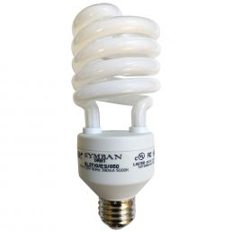 Ampoule Fluocompacte Orbit Symban E26/27W/5000K SL27-O-ES-850