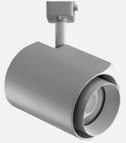 Projecteur Water-Drop 36W 3500°K Argent Série 1-38