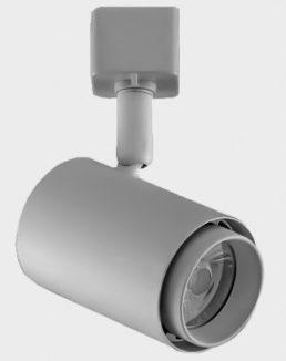 Projecteur Smarter 10W 3000°K Argent Série 1-38