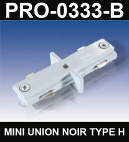 Mini Union De Type HaloCouleur NoirSérie 1-66