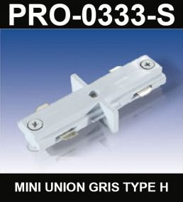 Mini Union De Type HaloCouleur ArgentSérie 1-66