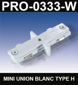 Mini Union De Type HaloCouleur BlancSérie 1-66