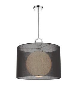 Luminaire Suspendu AROSIA 194-20BK-C