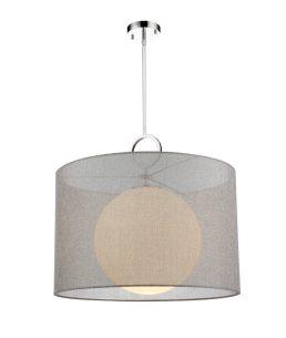 Luminaire Suspendu AROSIA 194-24G-C