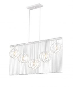 Luminaire Suspendu CONTOUR 801-5L-WH