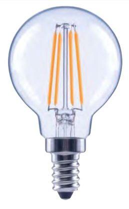 Ampoule De Forme BouleDEL Filament 4.5w E12