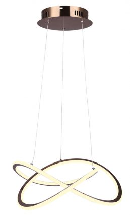 Luminaire Suspendu ZOLA LCH155A21GD