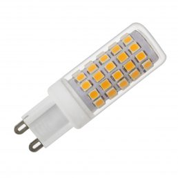 G9CR64LED-6W 45KAmpoule Au DEL  BLANC NEUTRE