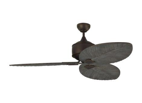 Ventilateur 56″Ø DELRAY bronze