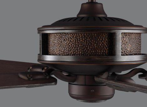 Ventilateur 56″Ø ARTIZAN bronze