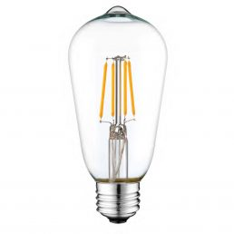 AMPOULE-LED-ST58-E26-CL120V-4W-27KDIMMABLE