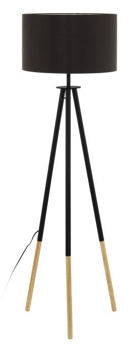 Lampe De Plancher EgloBidford204035A