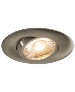 Encastré De Plafond -Eyeball 7.5W CRI80 600LM -afr3g-7-5-40k-sn