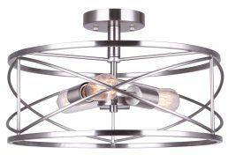 Semi-Plafonnier – Malene – Canarm – ISF1079A03BN