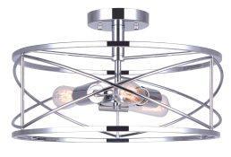 Semi-Plafonnier – Malene – Canarm – ISF1079A03CH