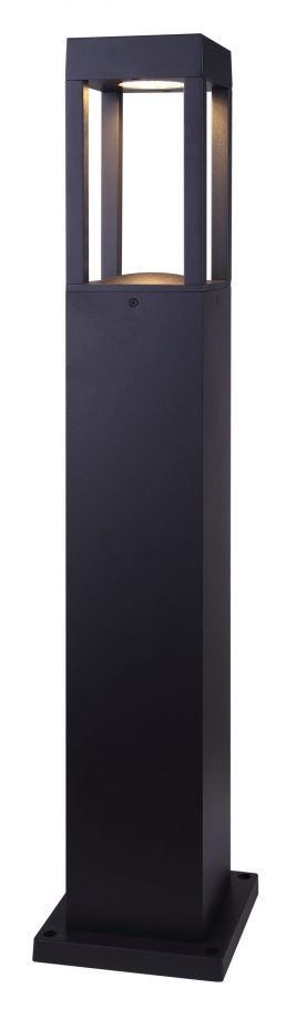 Lampe Bollard Extérieure – Fae – Canarm – LOL535BK