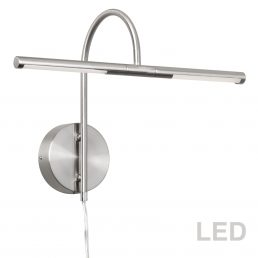 Lampe à Tableau Del – Dainolite – PICLED-152-SC