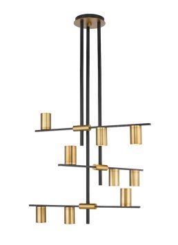 Suspension – Calumet – Z-Lite – 814-9MB-OBR