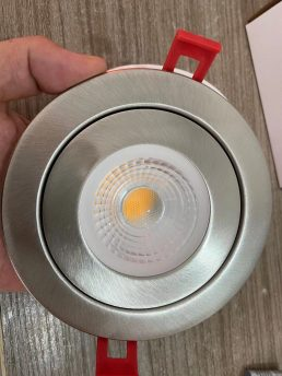 Encastré Del Dirigeable  –  LED-4-S9W3CCT-BNFG