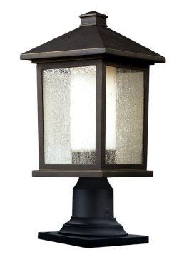 Lampe Piédestal Extérieure – Mesa – Z-Lite – 524PHM-533PM-ORB
