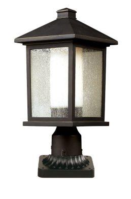 Lampe Piédestal Extérieure – Mesa – Z-Lite – 524PHM-PM