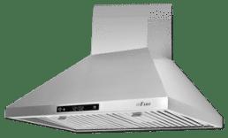 Hotte De Cuisine 860CFM Acier Inoxydable 24436-860-S
